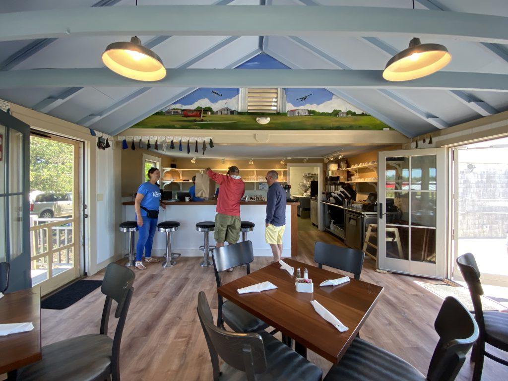 Katama Kitchen Takeout  Visit Edgartown Martha's Vineyard  New for Summer 2021 Point B Realty