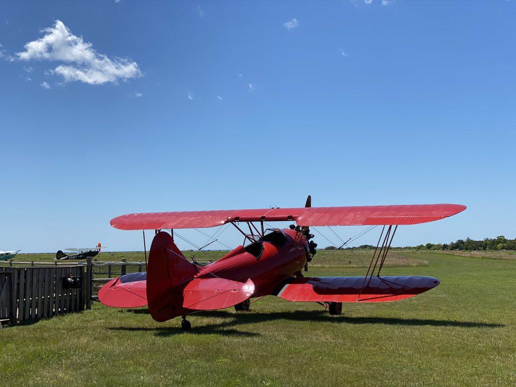 Katama Kitchen Classic Aviators Visit Edgartown Martha's Vineyard  Vineyard Bucket List  Point B Realty