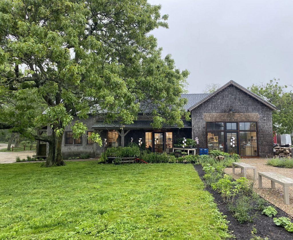 The Grey Barn Martha's Vineyard  Farm Stand  Organic Farm Chilmark Martha's Vineyard Bucket List