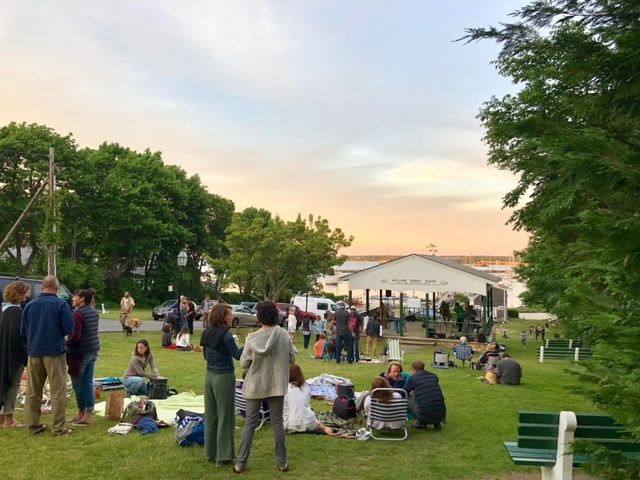 Tisbury Celebrates 350 Year Anniversary With Memorable First Fridays On Martha's Vineyard Live Music  Summer  Point B Realty