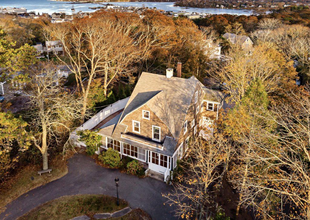 Raising The Roof - Summer Fundraiser For Island Housing Trust - Point B Fundraising Goal $100,000