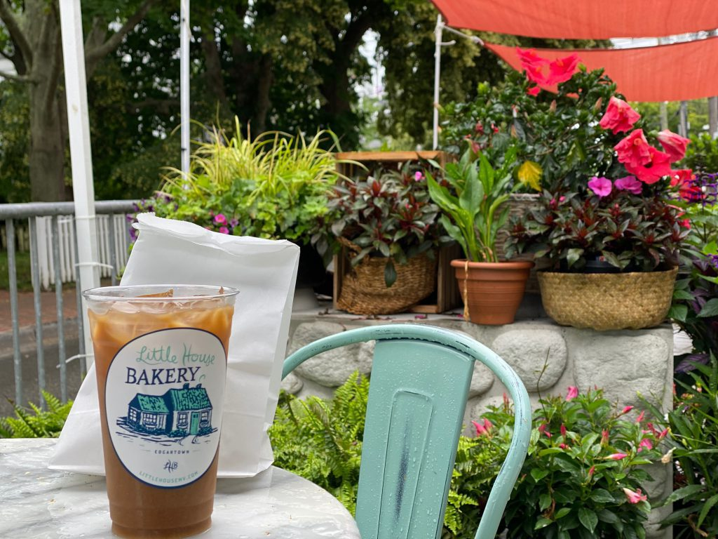 Little House Cafe Little House Bakery Martha's Vineyard Baked Goods Visit Edgartown Point B Realty