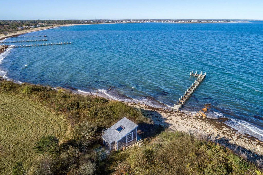 77 North Neck Road For Sale  Chappy Exclusive Listing Edgartown  Martha's Vineyard  Real Estate  Realtor Point B Realty