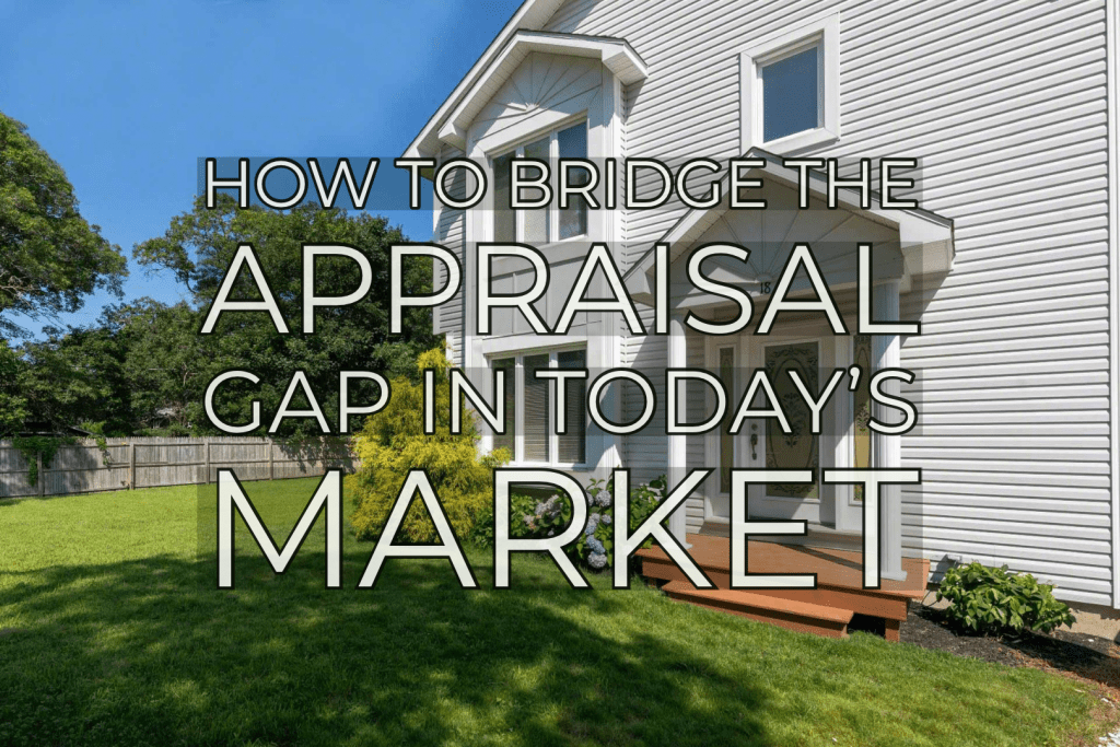 How to Bridge the Appraisal Gap in Today's Real Estate Market On Martha's Vineyard 18 Hampson Street For Sale Oak Bluffs Point B Realty Exclusive Listing  Martha's Vineyard  Real Estate  Realtor Point B Realty
