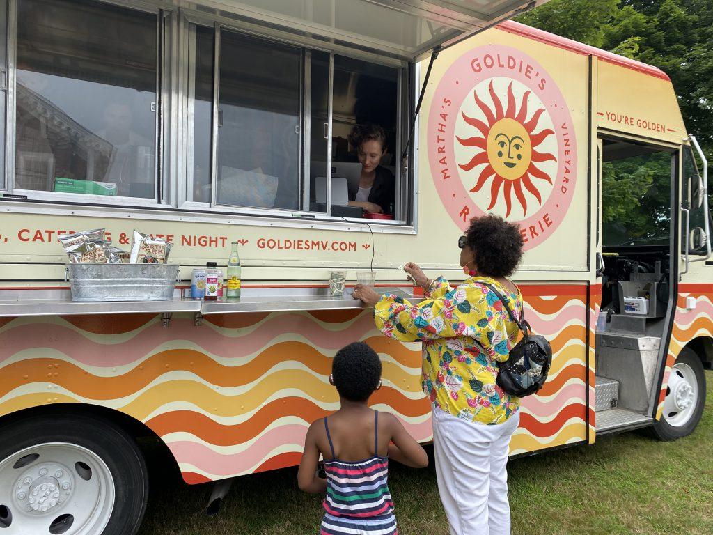 Goldie's Rotisserie Food Truck Enters The Martha's Vineyard Food Scene - Summer 2021 Point B Realty