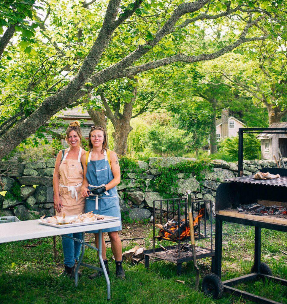 Goldie's Rotisserie  Martha's Vineyard  Food Truck  Summer 2021 New to Martha's Vineyard Point B Realty