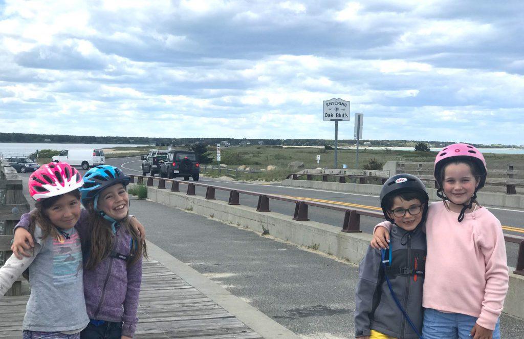 Martha's Vineyard Bucket List: Biking The Vineyard Stopping At Jaw Bridge From The Bike Path Edgartown
