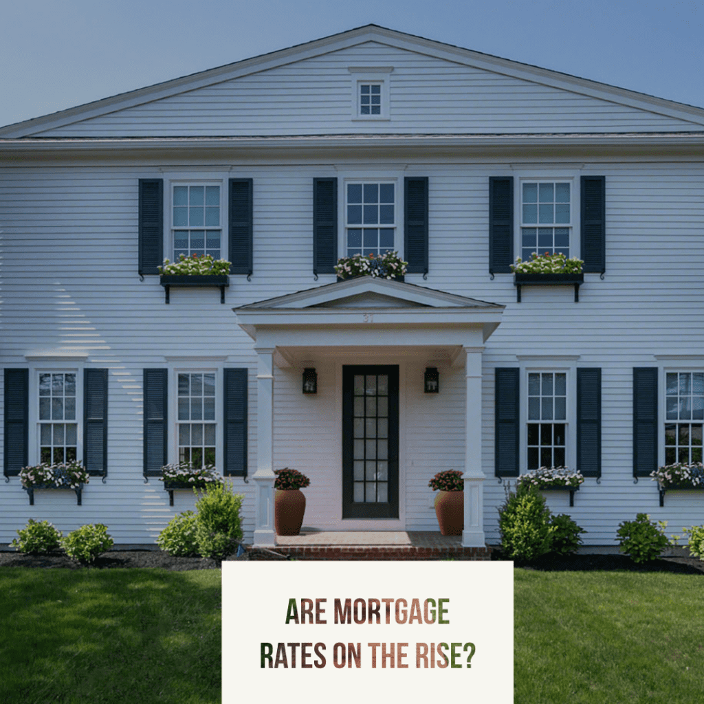 Five Factors That Reveal Where The Real Estate Market Is Headed - Rock-Bottom Mortgage Rates To Gradually  RiseMartha's Vineyard  Real Estate  Realtor Point B Realty 31 West Tisbury Road Sold
