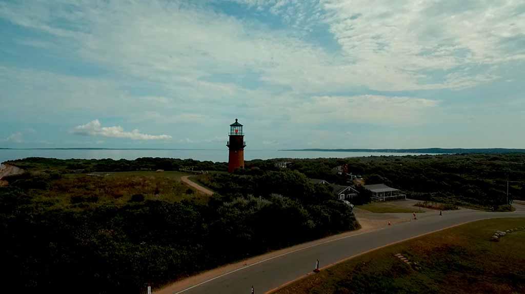 Jaws Locations  Aquinnah Lighthouse  Martha's Vineyard Gay Head Lighthouse  Vineyard Bucket List