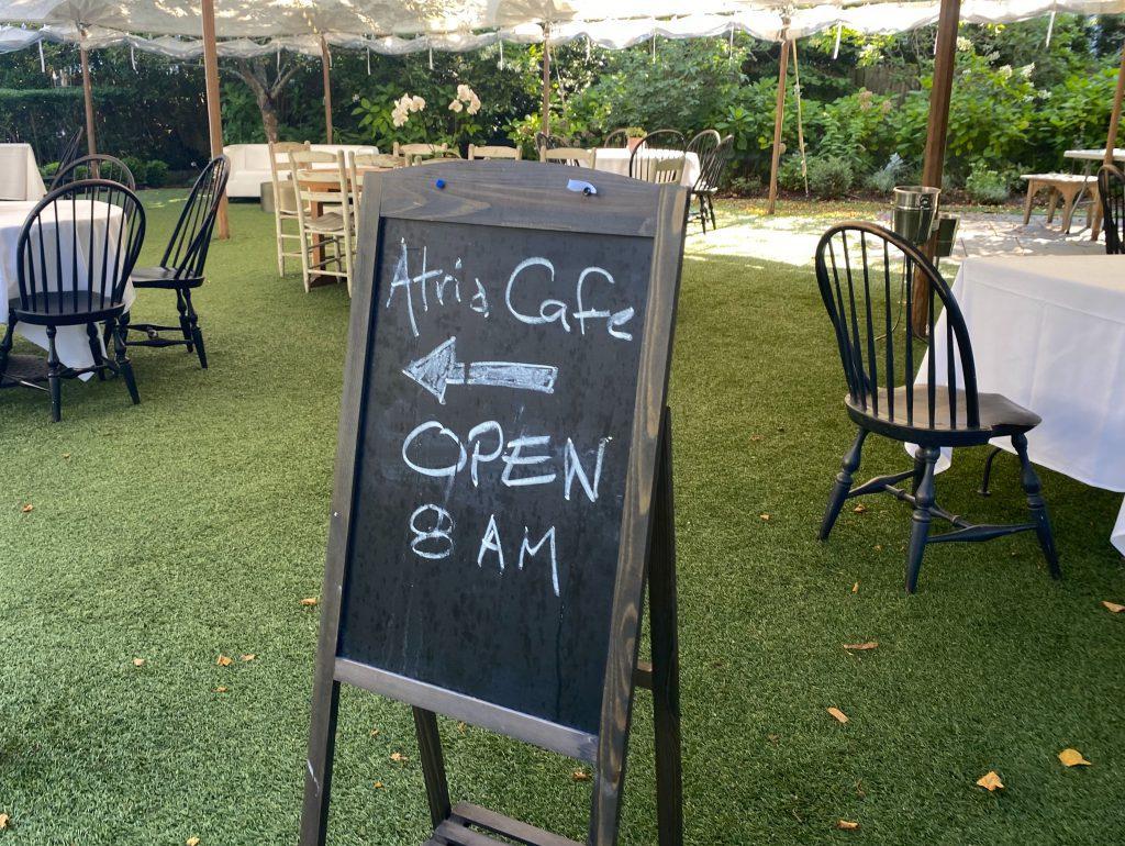Atria Cafe Is A Breakfast Treat In Edgartown Breakfast Visit Edgartown  Martha's Vineyard Restaurants Atria