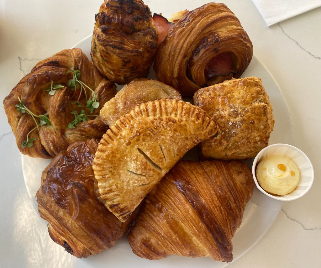 Atria Cafe Is A Breakfast Treat In Edgartown Pastries Hand Pies Martha's Vineyard Atria Croissants  Hand pies biscuits
