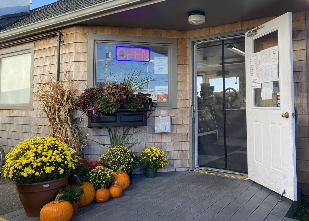 Winston's Kitchen Oak Bluffs Martha's Vineyard Family owned Year Round